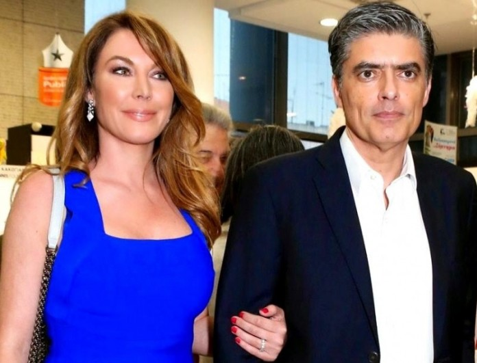 Ευχάριστα νέα για Νίκο Ευαγγελάτο και Τατιάνα Στεφανίδου