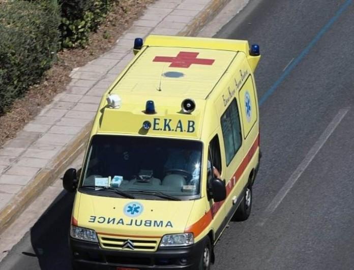 Τροχαίο σοκ στο Ηράκλειο - Νεκρός 67χρονος