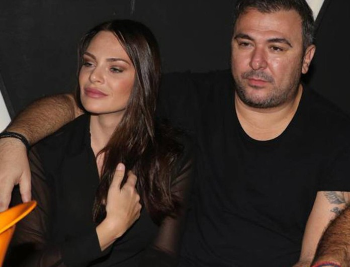 Υβόννη Μπόσνιακ: Αγκαλιά με τον Αντώνη Ρέμο στο κρεβάτι τους