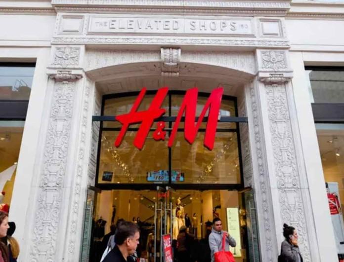 Στη νέα κολεξιόν των H&M θα βρεις το πιο τέλειο one-shoulder κορμάκι