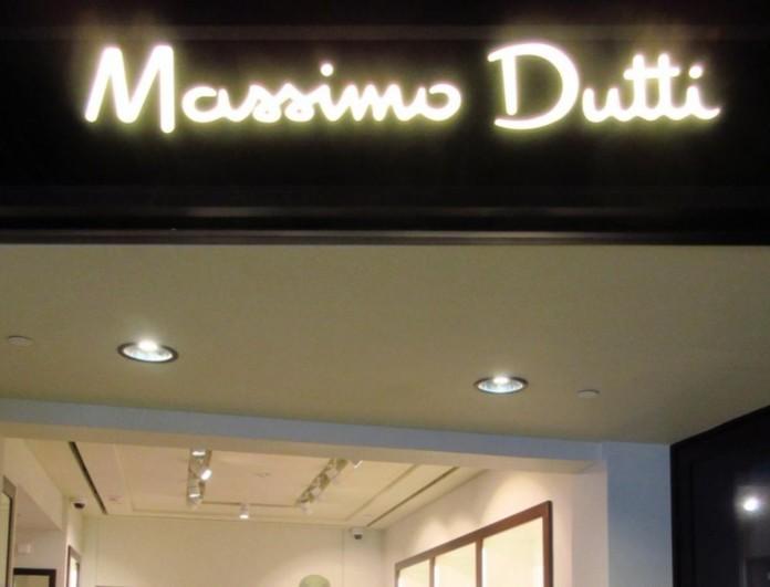 Massimo Dutti: Αυτό το ριμπ τοπ έχει την πιο θηλυκή λαιμόκοψη
