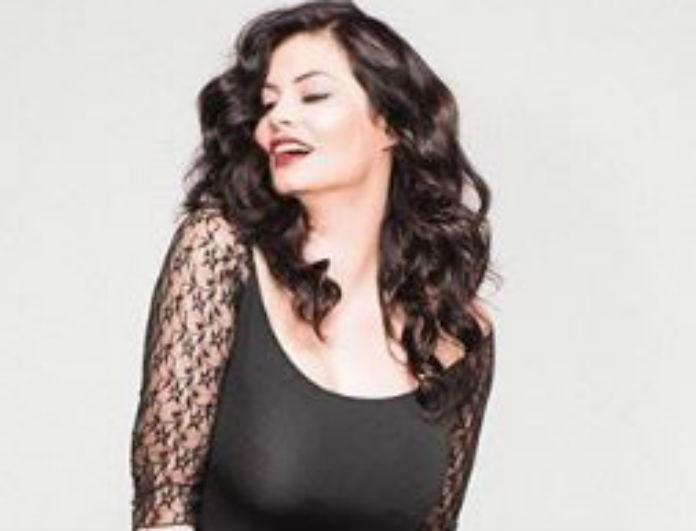 Μαρία Κορινθίου: Η εντυπωσιακή πιρουέτα της κόρης της στην άμμο