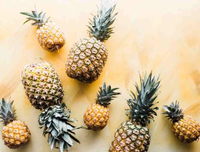 4+1 θαυματουργές ιδιότητες του ανανά - Ξεκίνα να τρως αμέσως