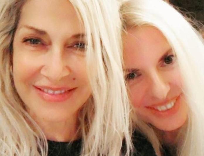 Άννα Βίσση: Το βίντεο που «πρόδωσε» τις... πλαστικές της Αννίτας Πάνια