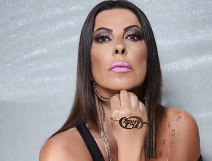 Άντζελα Δημητρίου: Έτσι είναι το πρόσωπό της χωρίς ίχνος μακιγιάζ