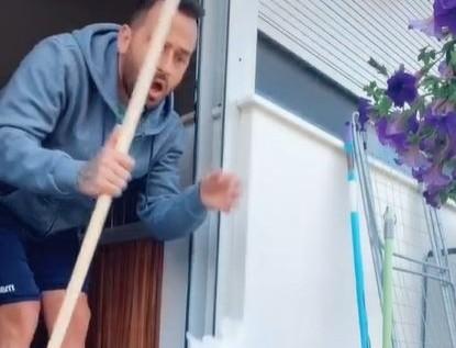 Άρης Σοϊλέδης: Βίντεο έπος στο Tik Tok -