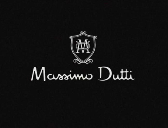 Το αντικείμενο αυτό από τα Massimo Dutti είναι στα νούμερο 1 trends των fashionistas