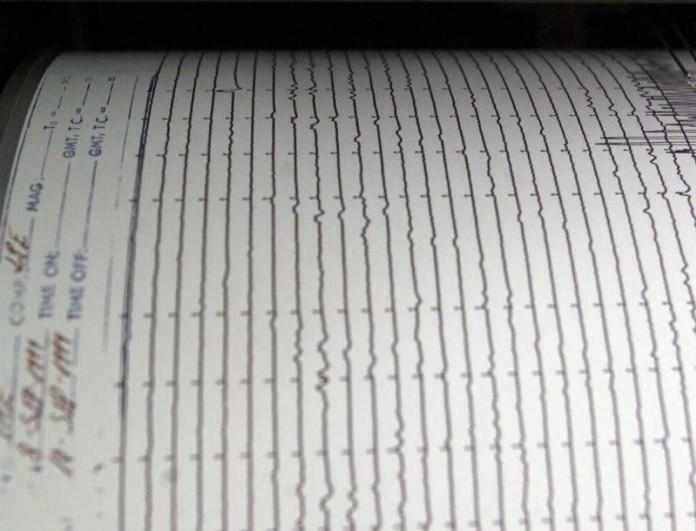 Σεισμός τώρα στην Κρήτη - Πόσα Ρίχτερ ήταν;
