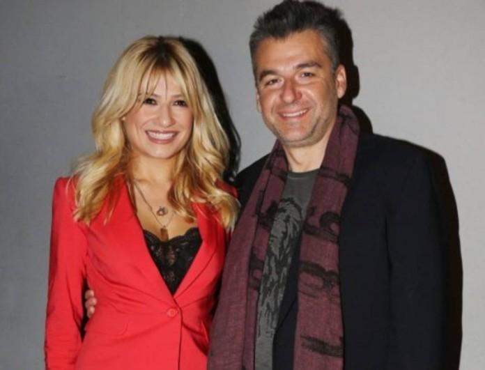 Γιώργος Λιάγκας: Το απίστευτο δώρο που του έκαναν οι γιοι του με την Φαίη Σκορδά