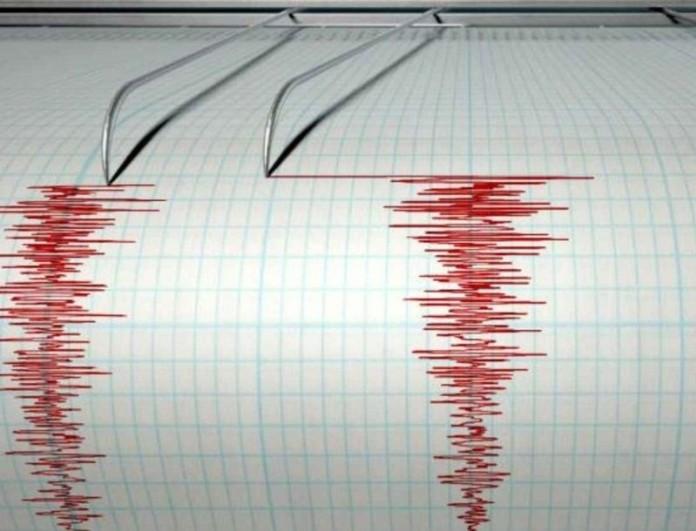 Νέος ισχυρός σεισμός