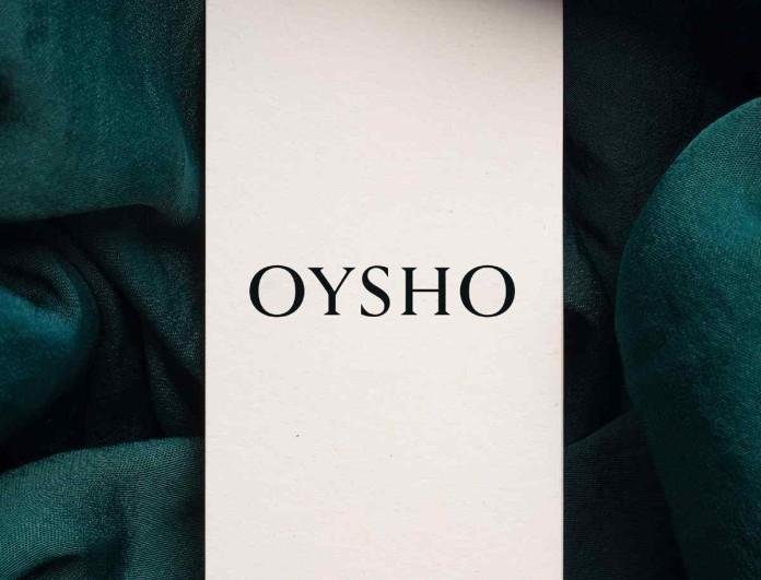 Στα Oysho θα βρεις το πιο σικάτο σετ εσωρούχων