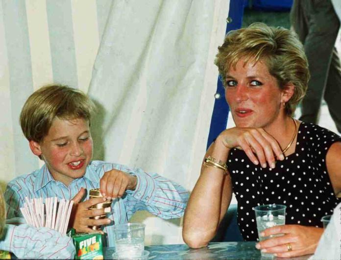 Ανατριχιαστικό - Τα τελευταία λόγια που είπε ο William στην Diana