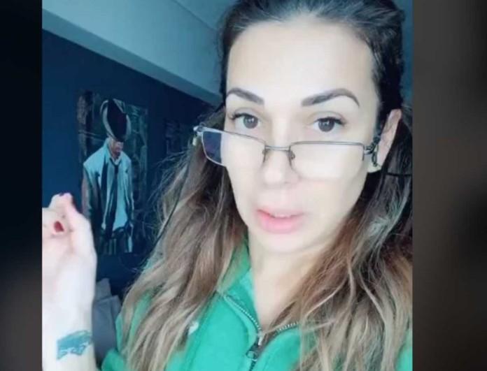 Ελένη Χατζίδου: Έκανε τη «Μανταρινάκη» από το Κωνσταντίνου και Ελένης και έπεσε το TikTok