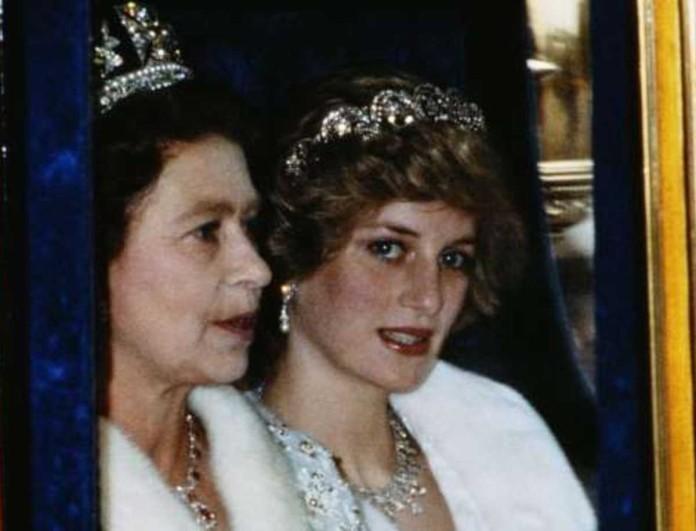 Απίστευτη αποκάλυψη στο Buckingham - Η γιαγιά της Diana δούλευε για την Ελισάβετ