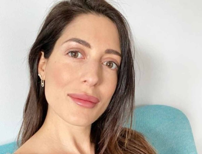 Γέννησε η Φλορίντα Πετρουτσέλι