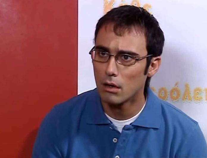Στο Παρά Πέντε: Δεν θα φαντάζεστε τι έχει κρατήσει από τότε ο Γιώργος Καπουτζίδης
