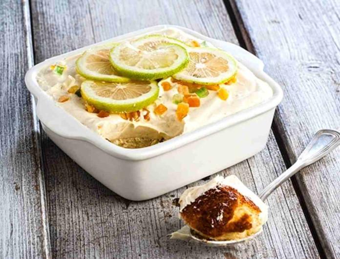 Το απόλυτο γλυκό ψυγείου με άρωμα λεμόνι - Από την Αργυρώ Μπαρμπαρίγου στο... τραπέζι σας