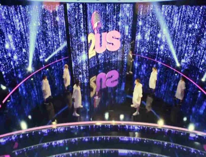 Just the 2 of Us: Η φαντασμαγορική έναρξη και το τραγούδι του Κοκλώνη που τους άφησε με το στόμα ανοιχτό