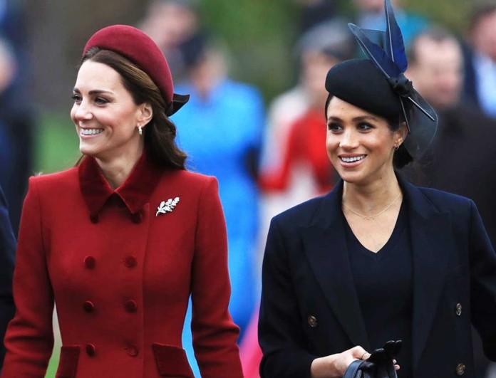 Πανικός στο Buckingham με το look της Kate Middleton - Το «έκλεψε» από τη Μέγκαν Μαρκλ