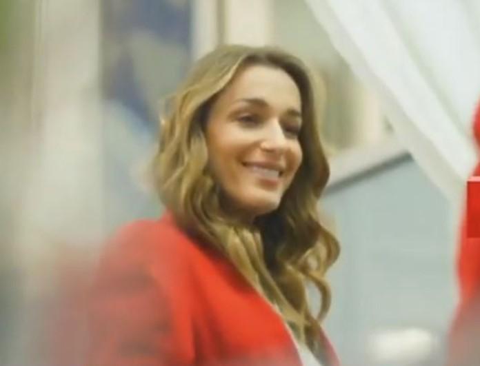 Κάτια Ζυγούλη: Μόλις «έσκασε» το βίντεο της ανακοίνωσης για τη σύζυγο του Σάκη Ρουβά