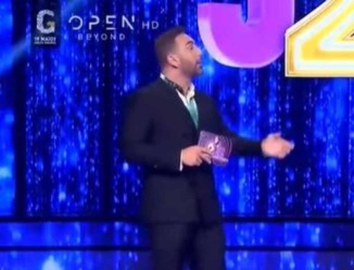 J2US: Βούρκωσε on stage o Νίκος Κοκλώνης - Τι συνέβη;
