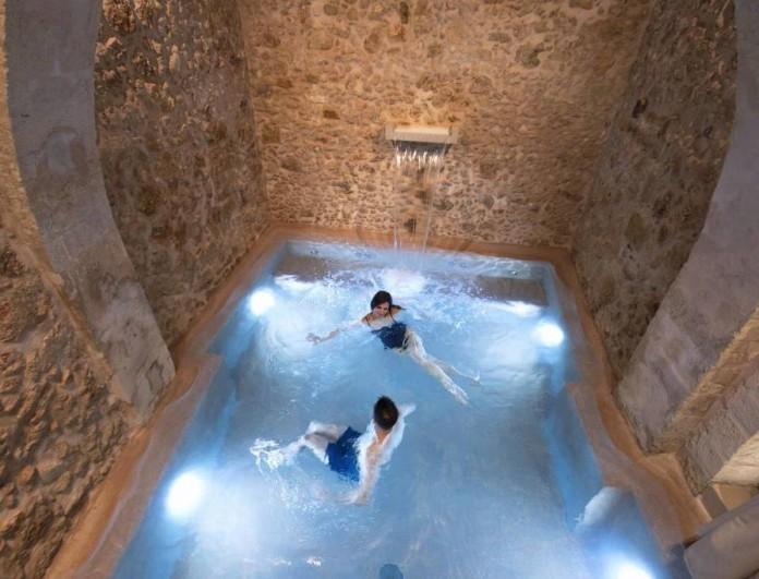 Από τον Τάσο Δούση: Αυτό είναι το πιο παραμυθένιο ξενοδοχείο στην Ελλάδα