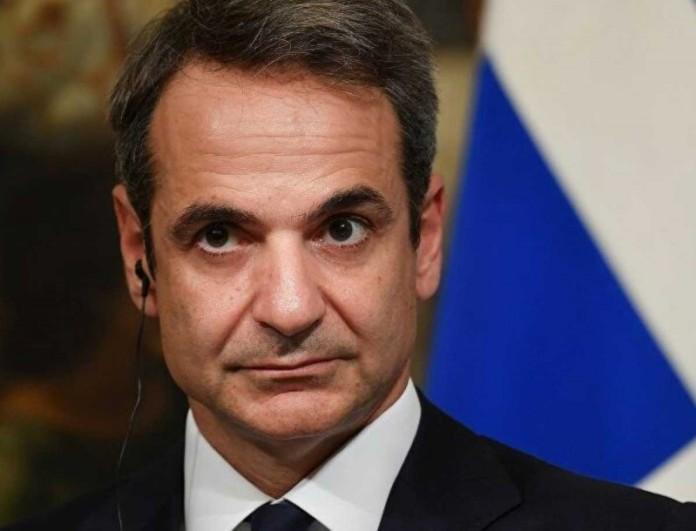 Εσπευσμένα στο Προεδρικό Μέγαρο ο Κυριάκος Μητσοτάκης - Τι συνέβη;
