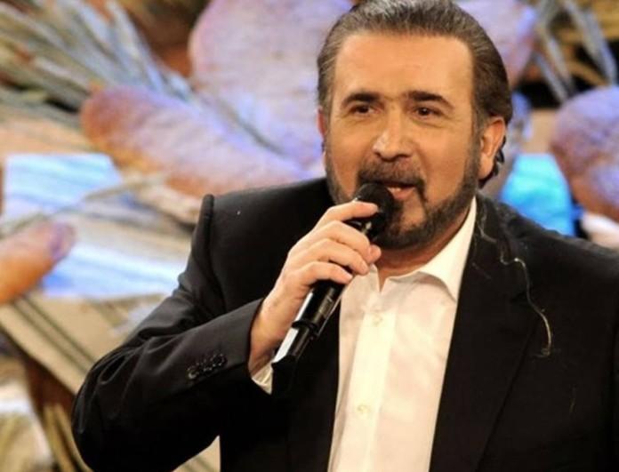 Λάκης Λαζόπουλος: Αγνώριστος 10 κιλά κάτω και με μουστάκι