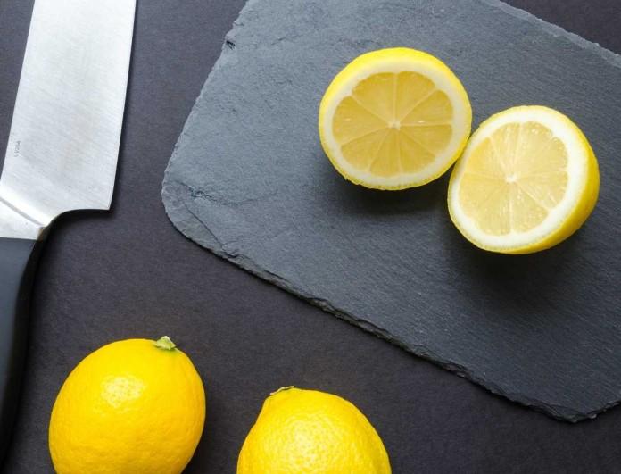 Αυτή είναι η συνταγή με το λεμόνι που