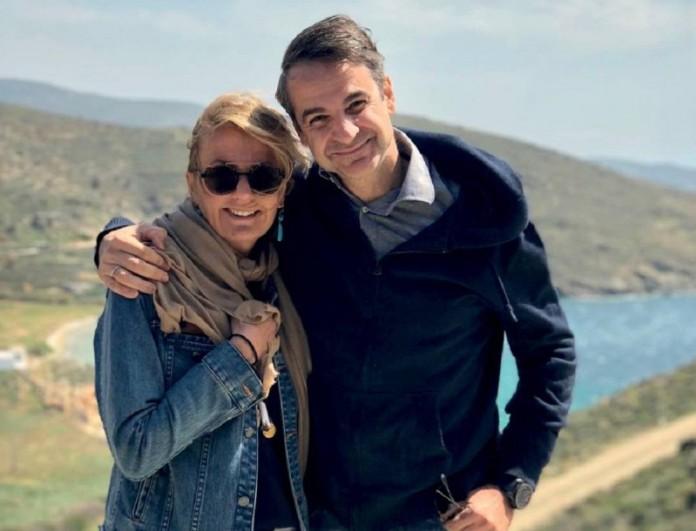 Μαρέβα Μητσοτάκη: Λιώσαμε με την φωτογραφία του γιου της -