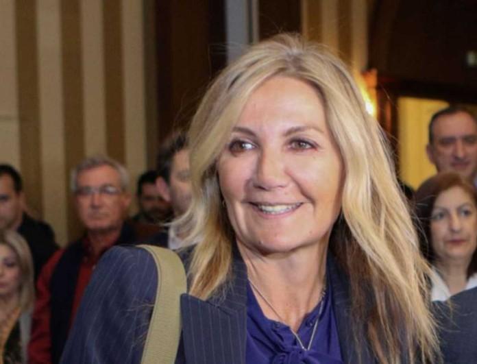 Μαρέβα Μητσοτάκη: Η γυναίκα του πρωθυπουργού έβγαλε δικές της μάσκες και έχει γίνει χαμός