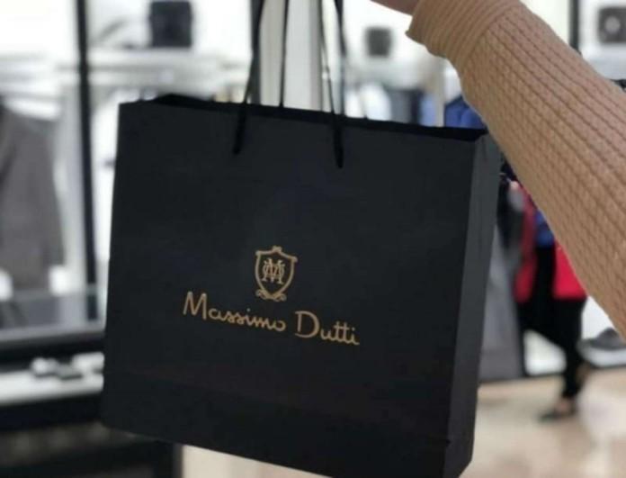 Απίθανη η μεταλλιζέ φούστα των Massimo Dutti - Την έχουν παραγγείλει ήδη όλες