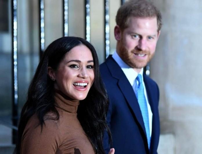 Οργιάζουν οι φήμες για την Μέγκαν Μαρκλ και τον πρίγκιπα Χάρι - Τι συμβαίνει;