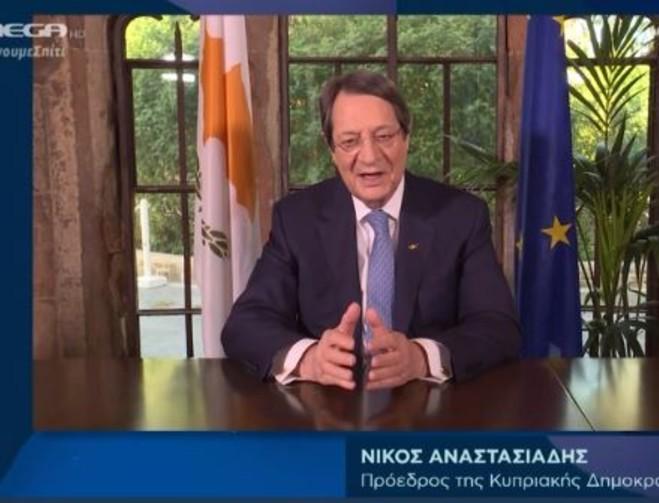 Νίκος Αναστασιάδης: Δεν φαντάζεστε σε ποια Ελληνίδα τραγουδίστρια έστειλε μήνυμα