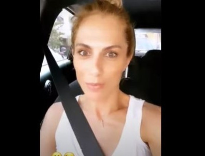 Ντορέττα Παπαδημητρίου: Δεν θα πιστέψετε τι έπαθε στον δρόμο