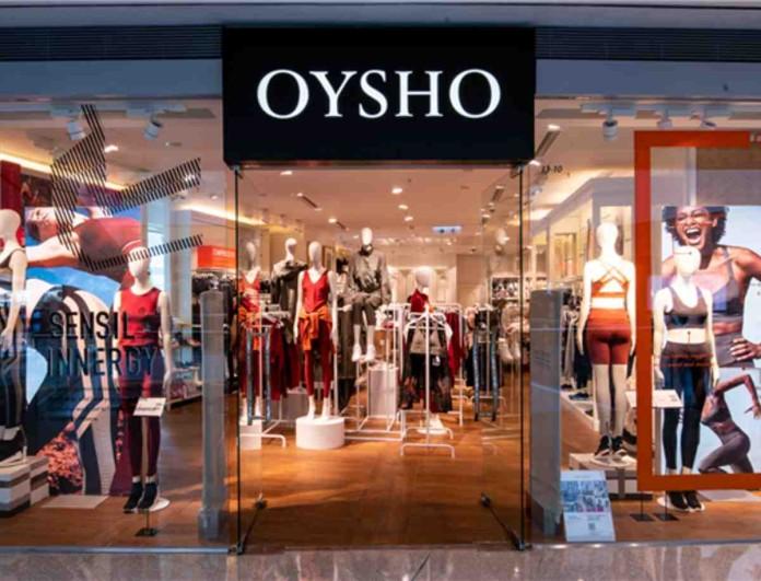 Χαμός στα Oysho με το φλοράλ ολόσωμο μαγιό με βολάν