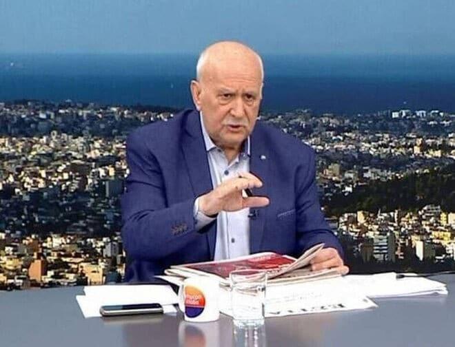 Καλημέρα Ελλάδα: Ο Γιώργος Παπαδάκης έριξε