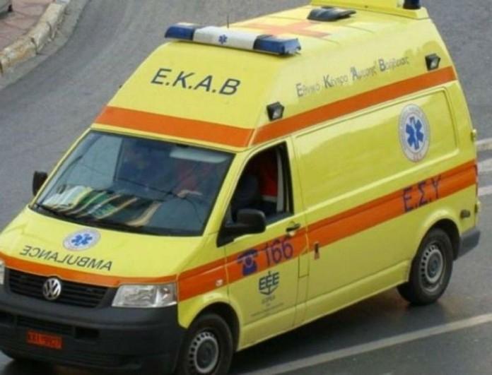 Τραγωδία στη Χαλκίδα: Άντρας έπεσε από τη γέφυρα και έχασε την ζωή του