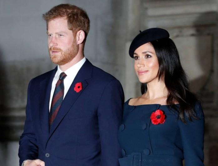 Σε πανικό το Buckingham: Στη δημοσιότητα τα μυστικά της Μέγκαν Μαρκλ και του Πρίγκιπα Χάρι
