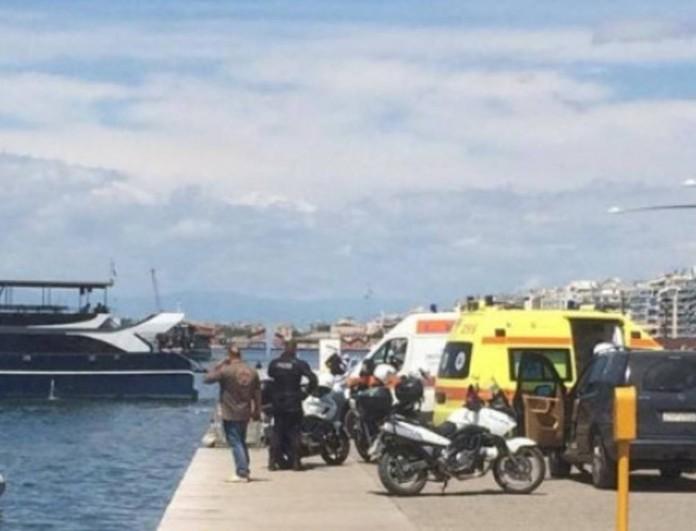Φρίκη στη Θεσσαλονίκη - Ανασύρθηκε πτώμα από τον Θερμαϊκό