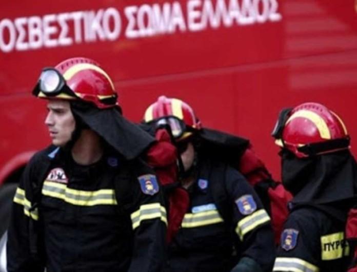 Συναγερμός - Φωτιά στον Κορυδαλλό