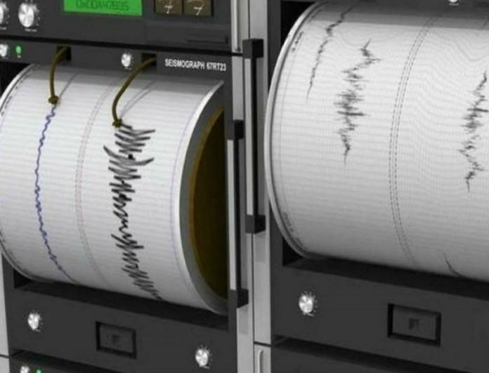Σεισμός 5,9 Ρίχτερ - Που
