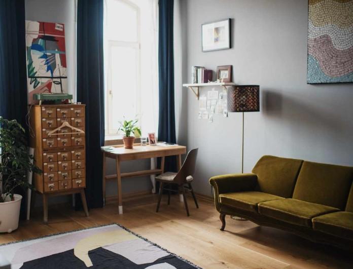 Διατηρείστε καθαρούς και φωτεινούς τους τοίχους του σπιτιού σας με μαγειρική σόδα