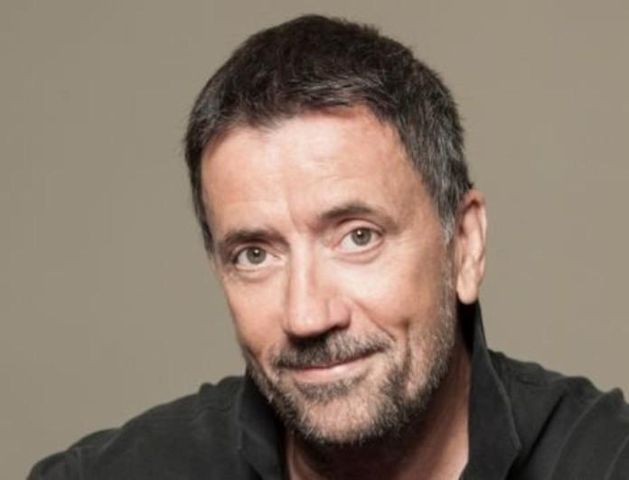 Σπύρος Παπαδόπουλος: Το νέο επαγγελματικό βήμα μετά το «Στην υγειά μας»
