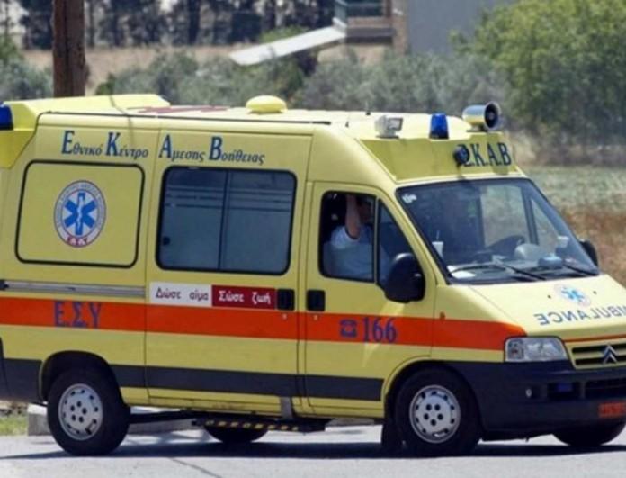Σοκ στο λόφο του Στρέφη: Γυναίκα έπεσε στο κενό