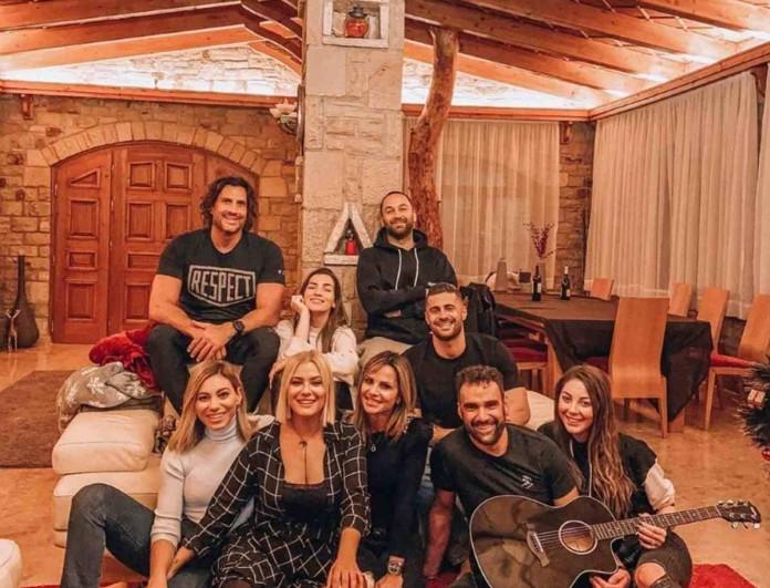 Η ομάδα του Survivor ξανά μαζί - Η νέα φωτογραφία για Ευρυδίκη Βαλαβάνη, Κωνσταντίνο Βασάλο, Λάουρα Νάργες και...
