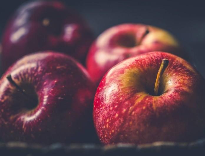 Σοκ: Πόσες θερμίδες έχει ένα μήλο; Το πορτοκάλι έχει 70