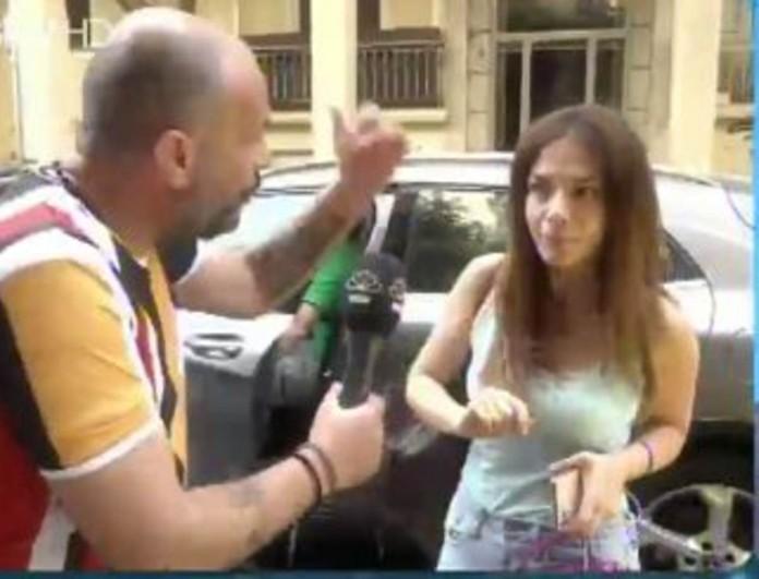 Βάσω Λασκαράκη: Η απίστευτη ατάκα όταν δημοσιογράφος την ρώτησε για την Ελένη και τον ALPHA