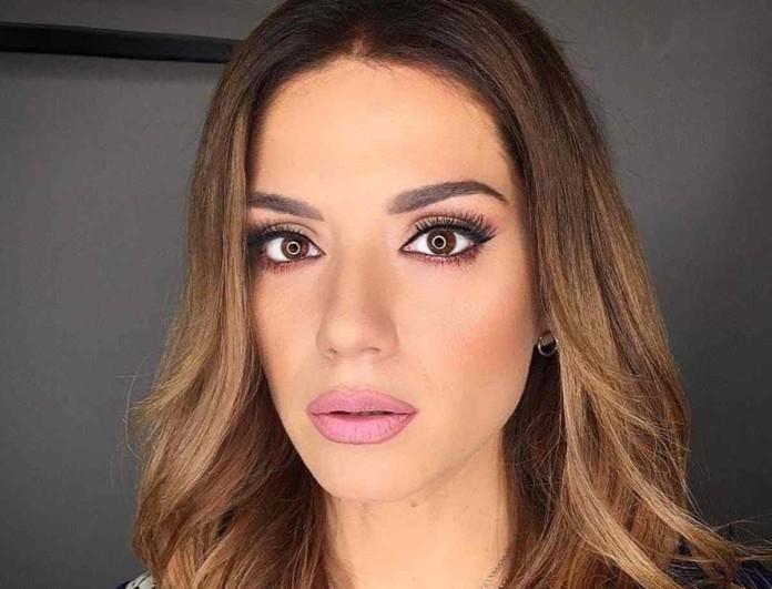 Βάσω Λασκαράκη: Έτσι είναι το πρόσωπό της χωρίς ίχνος μακιγιάζ