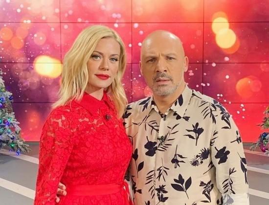 Τηλεοπτική... διαμάχη μεταξύ Ζέτας Μακρυπούλια και Νίκου Μουτσινά